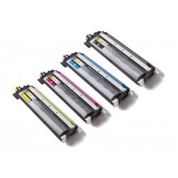 Kit 4 Toner per Brother TN-241 BK, TN-245 C, TN-245 M, TN-245 Y