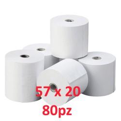 Rotolo termico 57x20