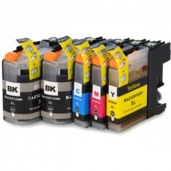 Kit 5 Colori Cartucce LC127 - LC125
