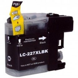LC227 BK Cartucce per Brother