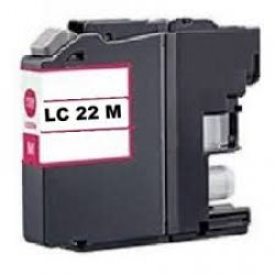 LC-22EM Cartuccia Magenta per Brother