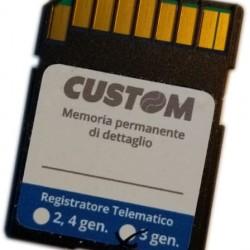 Custom DGFE SD, Custom Kube II, BIG RT Mod K, Generazione 2 - 4